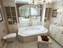 Bathtubs classic style Royalty Free Stock Photography