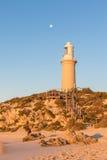Bathurst fyr på den Rottnest ön Royaltyfria Bilder