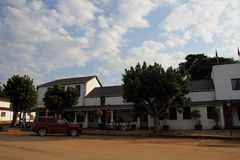 Bathurst la provincia del Capo Orientale Sudafrica Fotografie Stock Libere da Diritti