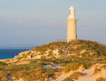 Bathurst-Leuchtturm auf Rottnest-Insel Lizenzfreies Stockbild