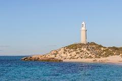 Bathurst Lighthouse on Rottnest Island Stock Photos