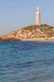 Bathurst Lighthouse on Rottnest Island Stock Photography