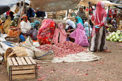 Bati market Royalty Free Stock Image