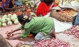Bati Markt Stockfoto