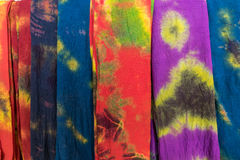 Batic cloths Royalty Free Stock Photography