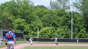 Batida do basebol vídeos de arquivo