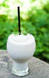 Batido de leche Imagen de archivo libre de regalías