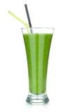 Batido vegetal verde Imagem de Stock Royalty Free