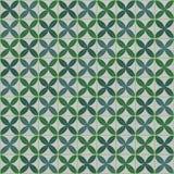 Batik único, kontemporer del adorno del batik Imagenes de archivo