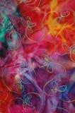 Batik 1 Fotografia Stock