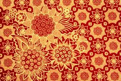 The Batik Stock Image