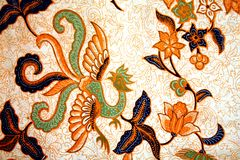 batik Zdjęcie Stock