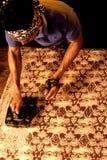 Batik Fotografering för Bildbyråer