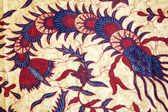 Batik Stock Photos