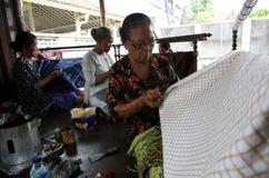 Batik Fotografia Stock Libera da Diritti