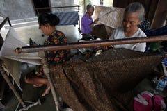 Batik Fotografia Stock