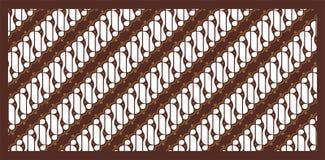 Batik 1 illustrazione di stock