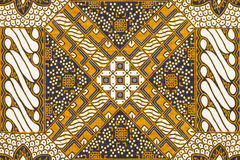 Batik background Royalty Free Stock Photos