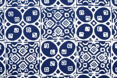 Batik background Royalty Free Stock Images