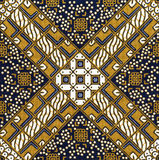 Batik background Royalty Free Stock Photo