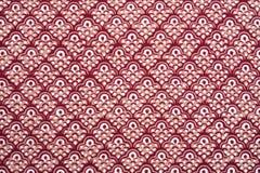 Batik background Stock Photo