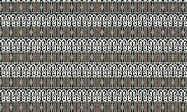 Batik Batak Indonesia Vector Pattern Stock Images