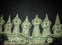 Batik bonito Fotografia de Stock