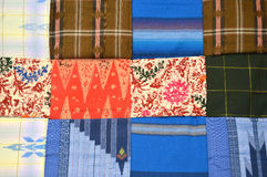 Batik cloth Stock Images