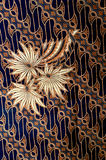 Batik cloth Stock Images