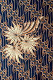 Batik cloth Royalty Free Stock Photography