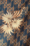 Batik cloth Stock Image