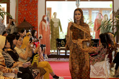 Batik clothes Stock Images