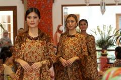 Batik clothes Royalty Free Stock Photos