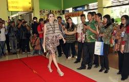 Batik clothes Royalty Free Stock Image