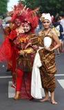 Batik creation Stock Photography