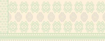 Batik de Indonésia imagem de stock royalty free