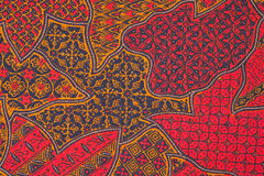 Batik design Royalty Free Stock Photography