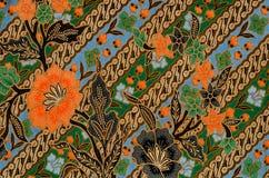 Batik Design Royalty Free Stock Photos