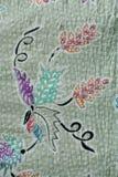 Batik design in Thailand Royalty Free Stock Image