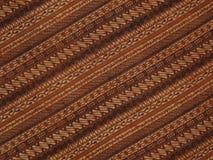 Batik di Brown Immagine Stock