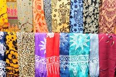 Batik di fantasie Immagine Stock Libera da Diritti