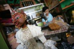 Batik doll Royalty Free Stock Photography