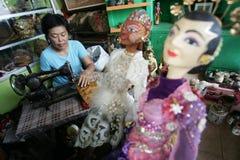 Batik doll Stock Photos