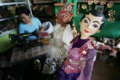 Batik doll Royalty Free Stock Photo