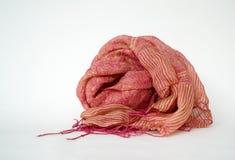 Batik en soie Images libres de droits