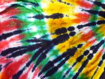 Batik fabric Royalty Free Stock Photography