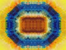 Batik fabric texture royalty free stock image