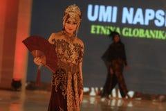 Batik Fashion Royalty Free Stock Image