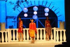 Batik fashion Royalty Free Stock Photos