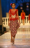 Batik fashion Royalty Free Stock Images